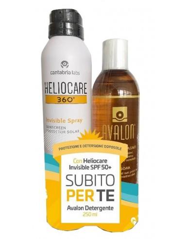Heliocare invisible spray 50+ 200 ml...